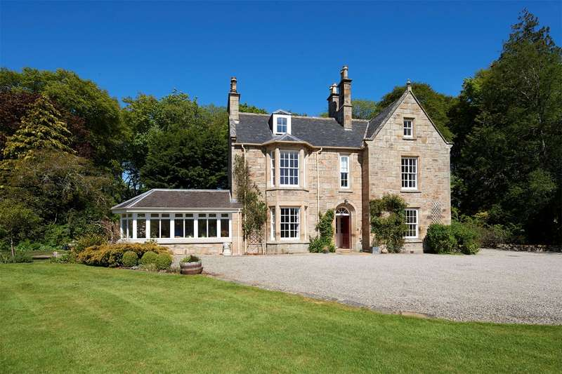 6 Bedrooms Detached House for sale in Aldie House, Tain, Ross-shire, IV19