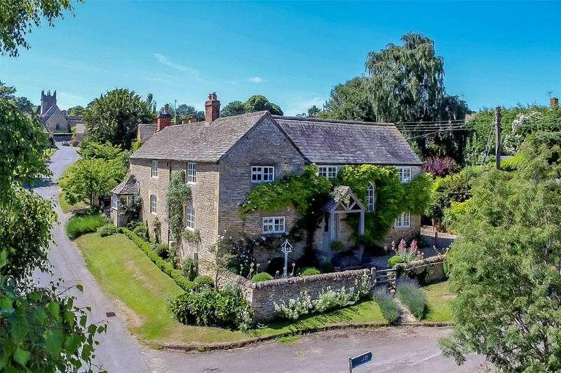 4 Bedrooms Detached House for sale in Chapel Lane, Longborough, Moreton-in-Marsh, Gloucestershire
