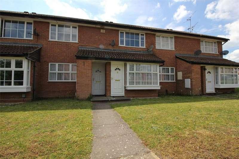 2 Bedrooms Maisonette Flat for sale in Concorde Way, Woodley, Reading, Berkshire, RG5