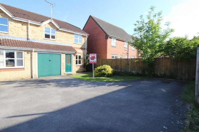 3 Bedrooms Semi Detached House for sale in Metheringham, Lincolnshire