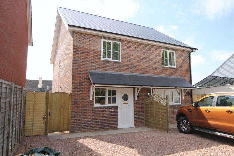 2 Bedrooms Semi Detached House for sale in Firs Lane, Bromyard