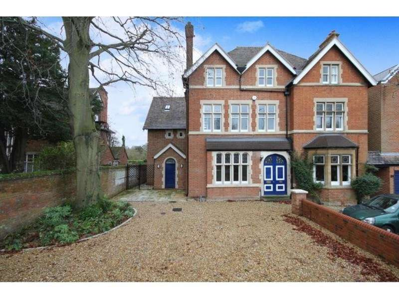 5 Bedrooms Semi Detached House for rent in Banbury Road, Oxford, OX2 6JX