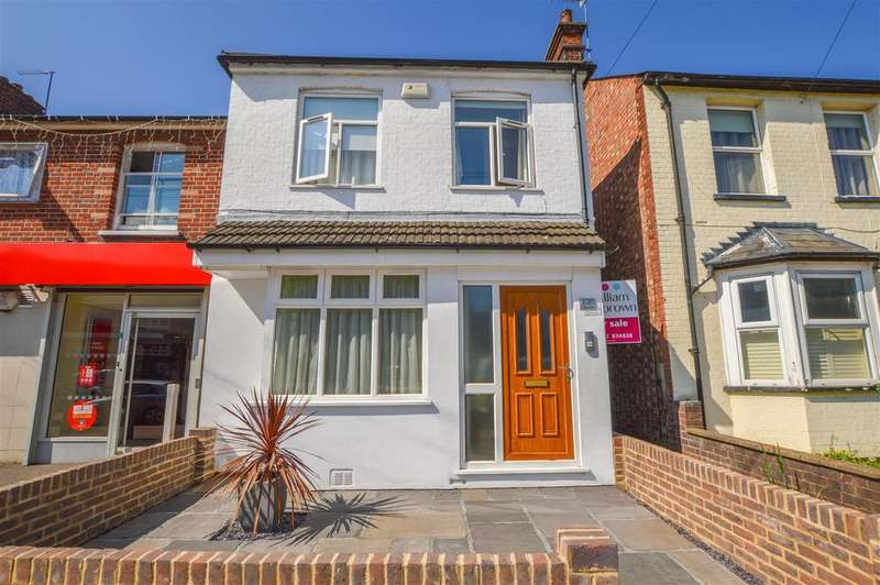 3 Bedrooms Detached House for sale in High Street, London Colney, St. Albans