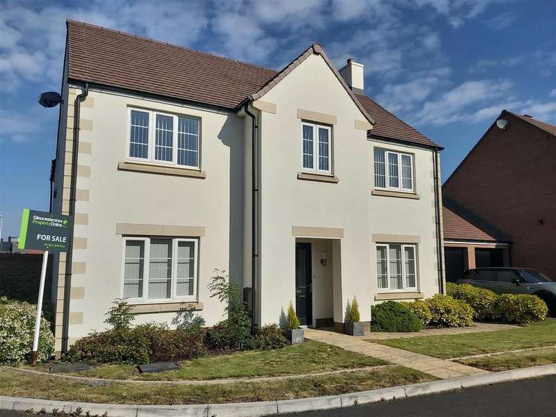 4 Bedrooms Detached House for sale in Hawthorn Close, Hardwicke, Gloucester