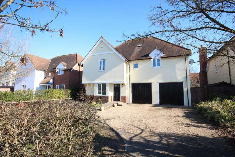 5 Bedrooms Detached House for sale in Southend Road, Howe Green, Chelmsford, CM2