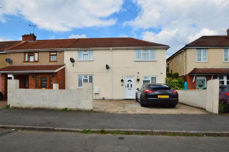 5 Bedrooms End Of Terrace House for sale in St. Elmo Crescent, Slough