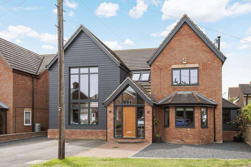5 Bedrooms Detached House for sale in West End Road, Silsoe