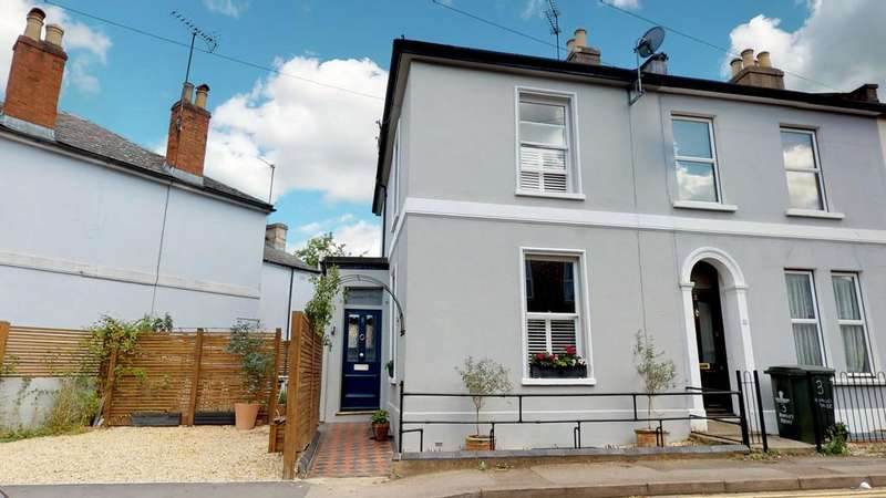 2 Bedrooms Semi Detached House for sale in Courtney Villas
