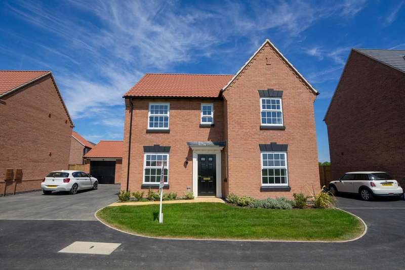 4 Bedrooms Detached House for sale in The Darlington at The Willows, Husbands Bosworth