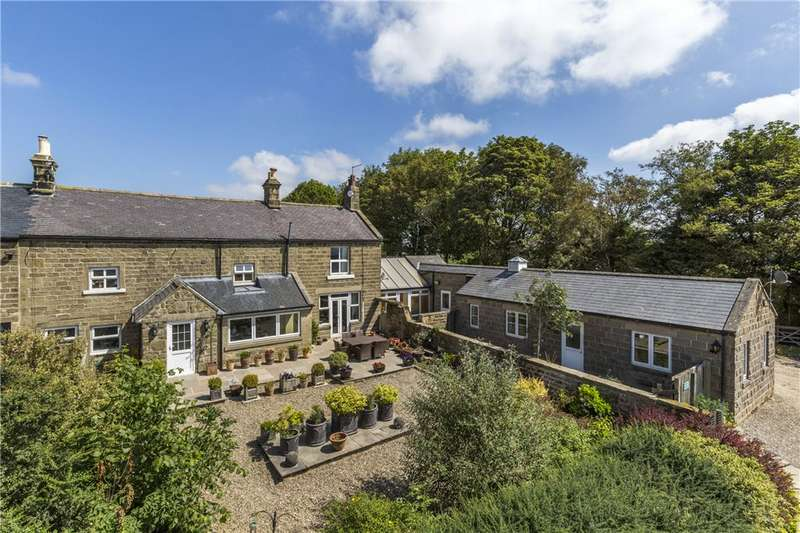 5 Bedrooms Unique Property for sale in High North Farm, Fellbeck, Harrogate, North Yorkshire