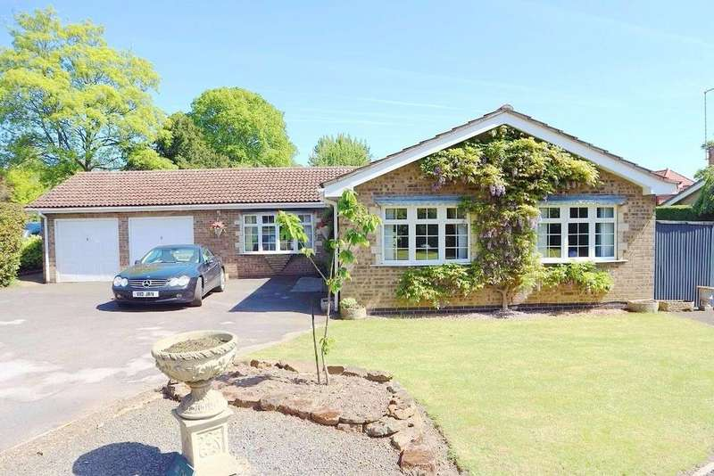 3 Bedrooms Detached Bungalow for sale in Gonerby Road, Grantham NG31