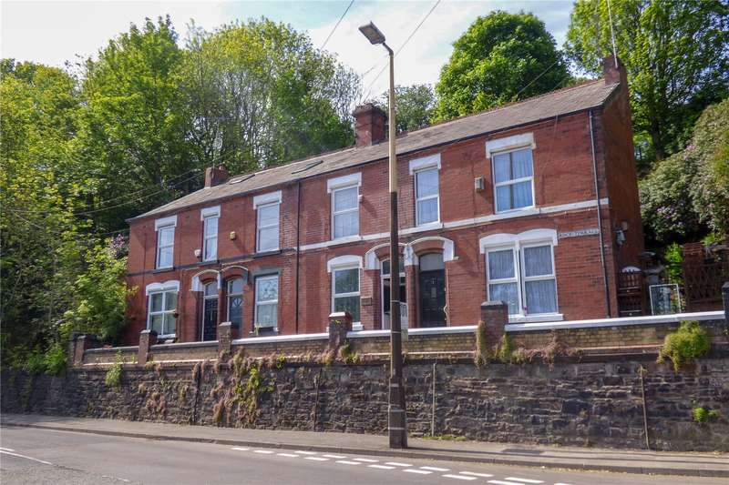 3 Bedrooms Terraced House for sale in Rock Terrace, Dukinfield, Greater Manchester, SK16
