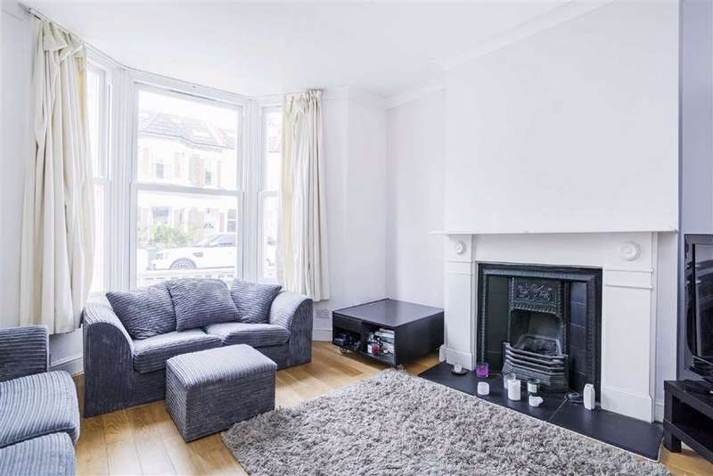 3 Bedrooms Flat for sale in Hubert Grove, London, SW9