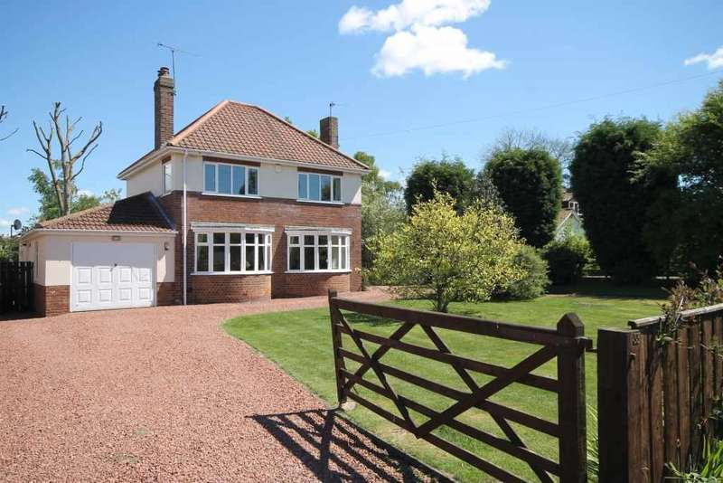 4 Bedrooms Detached House for sale in The Rise, Darras Hall, Ponteland, Newcastle Upon Tyne