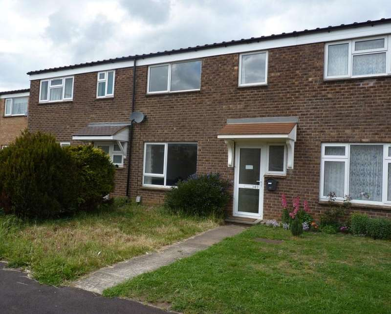 3 Bedrooms Terraced House for sale in Winston Crescent, Biggleswade SG18