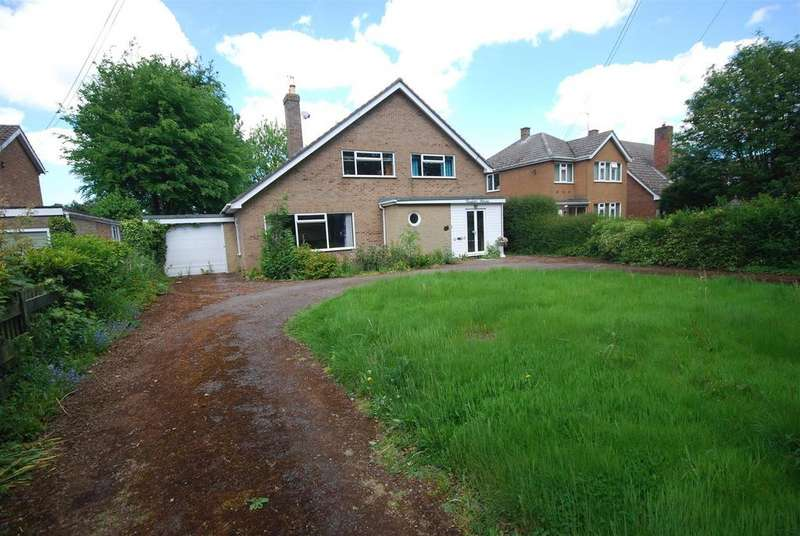 3 Bedrooms Detached House for sale in Bowgate, Gosberton, Spalding
