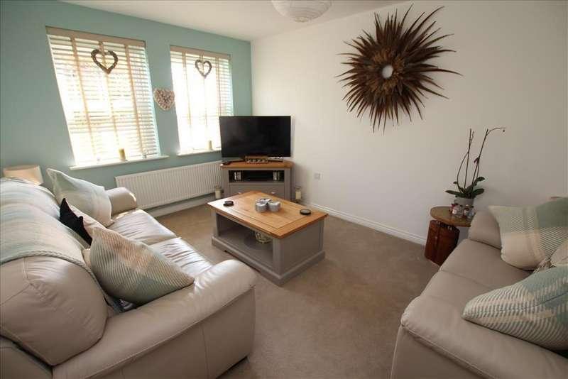 3 Bedrooms Semi Detached House for sale in Jupiter Way, Biggleswade, SG18