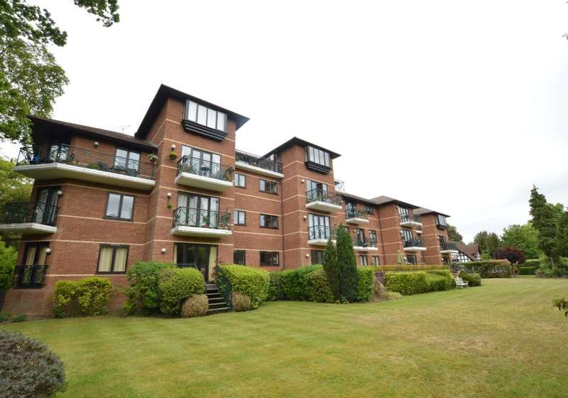 2 Bedrooms Ground Flat for sale in Horton Grange, Ray Mead Road, Maidenhead, Berkshire, SL6 8PD