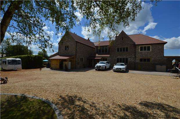 9 Bedrooms Detached House for sale in Home Farm, Gravel Hill Road, Yate, Bristol, BS37 7BS