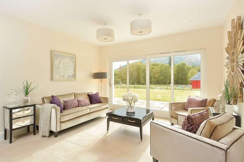 4 Bedrooms Detached House for sale in Stronvar Plot 10, Balquhidder, Lochearnhead, Stirlingshire, FK19
