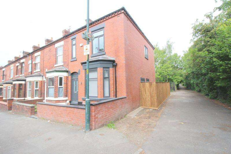 3 Bedrooms End Of Terrace House for sale in Lodge Lane, Hyde