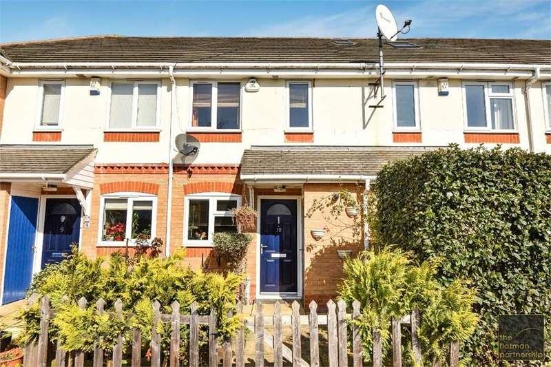 2 Bedrooms Terraced House for sale in Tilbury Walk, Langley, SL3
