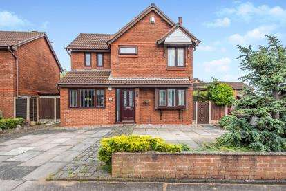 4 Bedrooms Detached House for sale in Oakfield Road, Hightown, Liverpool, Merseyside, L38