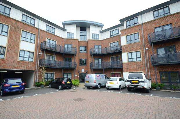 1 Bedroom Apartment Flat for sale in Vulcan House, Wallis Square, Farnborough