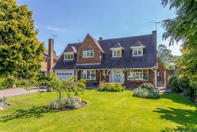 4 Bedrooms Detached House for sale in Diddington Lane, Hampton-in-Arden, Solihull, B92 0BZ