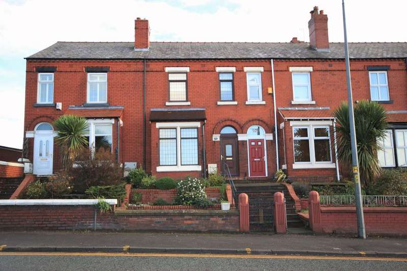 3 Bedrooms Terraced House for sale in Whelley, Wigan, WN1 3PX