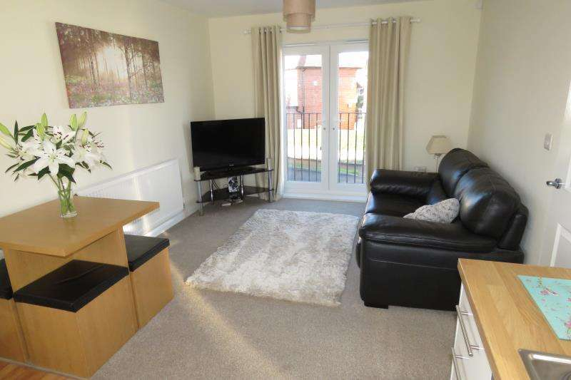 2 Bedrooms Apartment Flat for rent in Charnock Hall Road, Charnock, Sheffield, S12 3HF