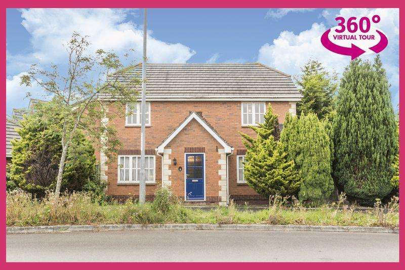 4 Bedrooms Detached House for sale in Morgraig Avenue, Newport - REF# 00007003 - View 360 Tour at