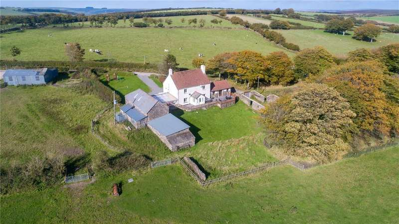 Equestrian Facility Character Property for sale in Litton Farm, Sandyway, South Molton, Devon, EX36