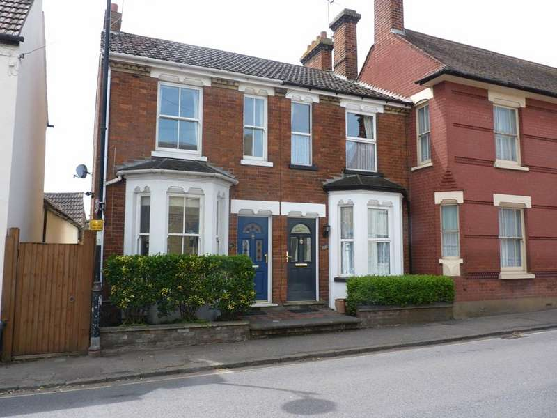 2 Bedrooms Semi Detached House for sale in Blackbird Street, Potton SG19