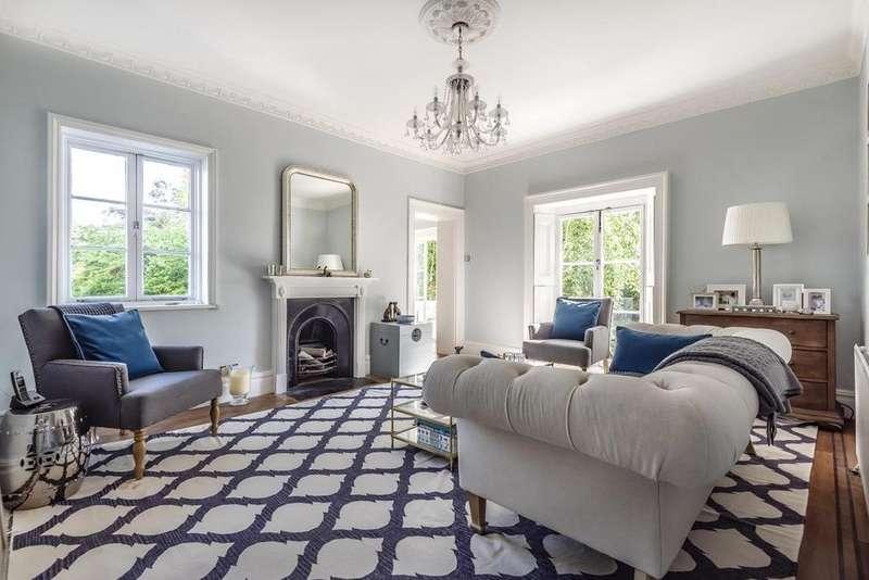 2 Bedrooms Flat for sale in Brooklands Park, Blackheath