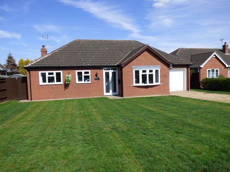 3 Bedrooms Detached Bungalow for sale in Fen End Lane, Spalding
