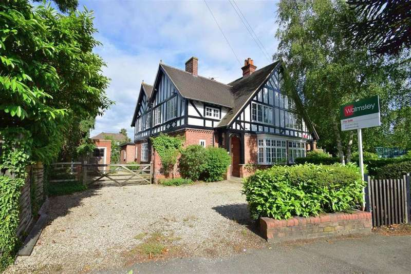 4 Bedrooms Semi Detached House for sale in Woodcote Road, Caversham Heights, Reading
