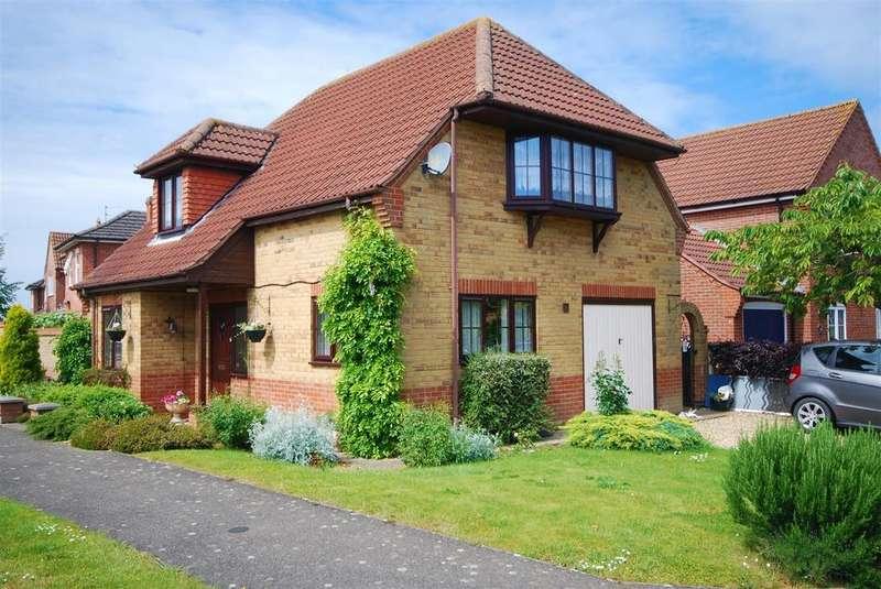 3 Bedrooms Detached House for sale in Lavender Drive, Spalding