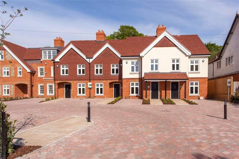 4 Bedrooms End Of Terrace House for sale in High Street, Wargrave, Reading, RG10