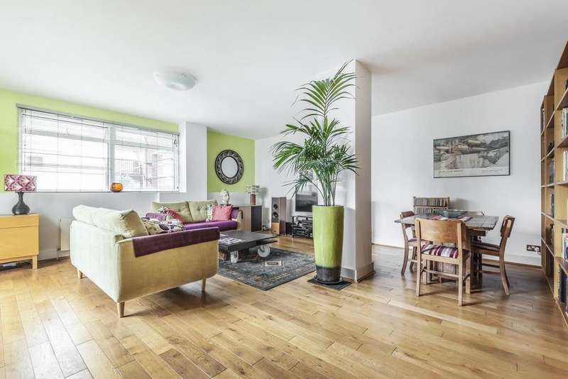 3 Bedrooms Flat for sale in Bluelion Place, Borough