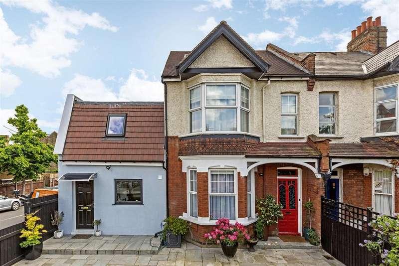7 Bedrooms Semi Detached House for sale in Queens Road, Wimbledon