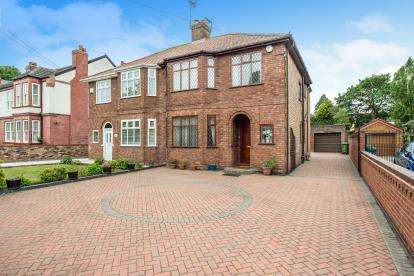 3 Bedrooms Semi Detached House for sale in Albert Drive, ., Liverpool, Merseyside, L9