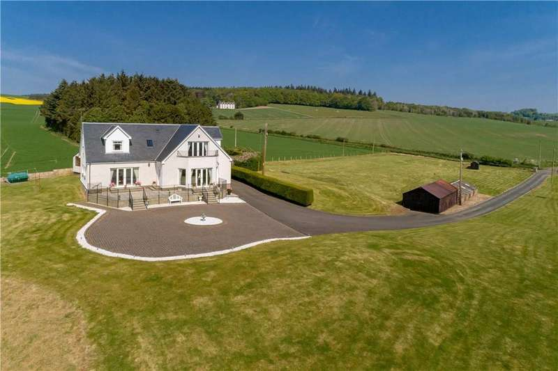 5 Bedrooms Detached House for sale in Auchtermuchty, Cupar, Fife, KY14