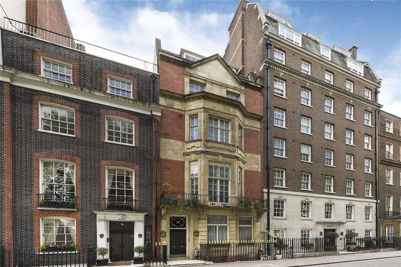7 Bedrooms Unique Property for sale in Upper Grosvenor Street, Mayfair, London, W1K
