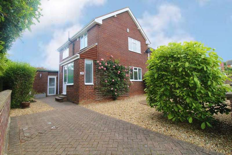 3 Bedrooms Semi Detached House for rent in Chiltern Close, MK43