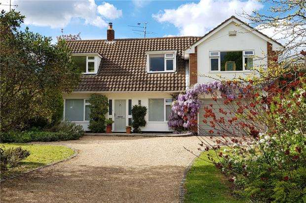 4 Bedrooms Detached House for sale in Copse Mead, Woodley, Reading