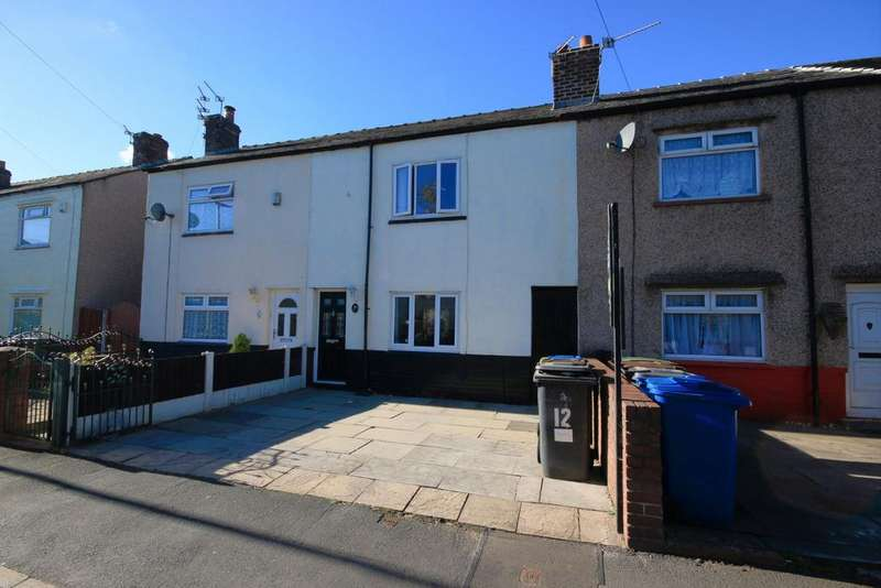 2 Bedrooms Terraced House for sale in Holborn Avenue, Poolstock, Wigan, WN3 5EG