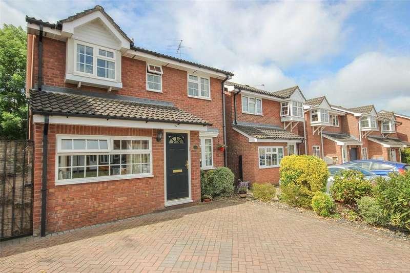 4 Bedrooms Detached House for sale in Great Meadow Road, Bradley Stoke, Bristol, BS32