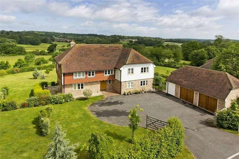 5 Bedrooms Detached House for sale in 2 Oaklands Park, SEDLESCOMBE, East Sussex