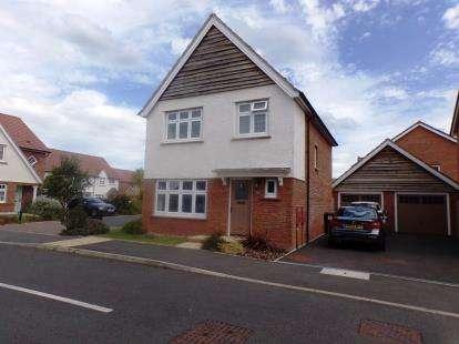 3 Bedrooms Detached House for sale in Bridge Keepers Way, Hardwicke, Gloucester, Gloucestershire